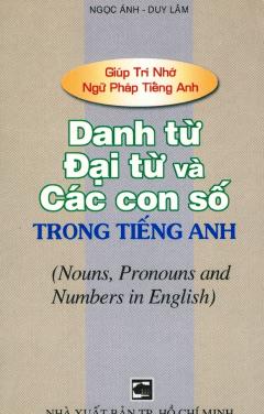 Danh từ đại từ và các con số trong tiếng Anh