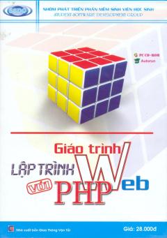 CD-ROM Giáo Trình Lập Trình Web PHP Và MY SQL