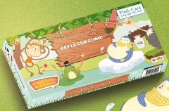 12 Thẻ Bài Vừa Học Vừa Chơi - Đây Là Con Gì Nhỉ?