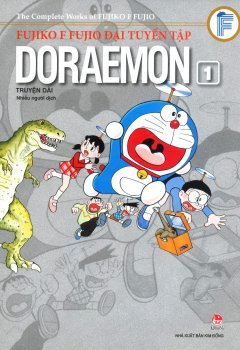 Fujiko F Fujio Đại Tuyển Tập - Doraemon Truyện Dài (Tập 1)