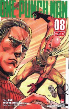 One-Punch Man - Tập 8
