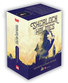 Combo Sherlock Holmes Toàn Tập (Hộp 3 Cuốn)
