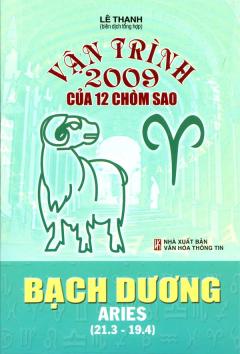 Vận Trình 2009 Của 12 Chòm Sao - Bạch Dương