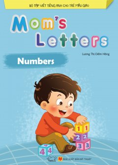 Mom's Letters - Numbers