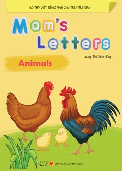 Mom's Letters - Animals