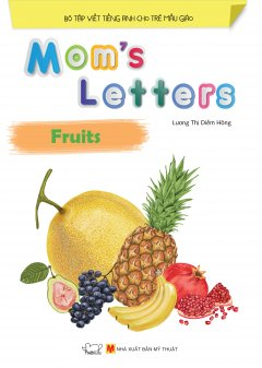 Mom's Letters - Fruits