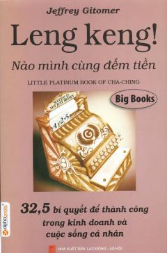 Leng Keng! Nào Mình Cùng Đếm Tiền - Big Books