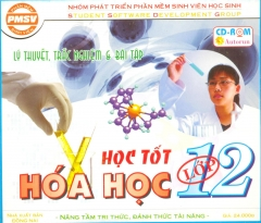 CD-ROM Học Tốt Hóa Học Lớp 12 - Lý Thuyết, Trắc Nghiệm Và Bài Tập