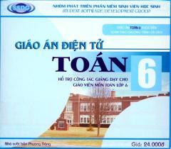 Giáo Án Điện Tử Toán 6 - CD