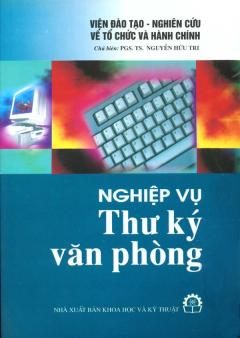 Nghiệp Vụ Thư Ký Văn Phòng - Tái bản 01/06/2006