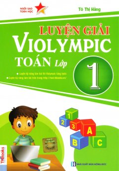 Luyện Giải Violympic Toán Lớp 1