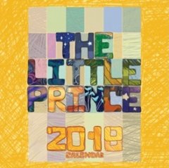 Lịch Bàn Chữ A 2018 - The Little Prince