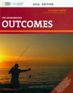 Outcomes Pre-Inter (Asia Ed.): Student book with Pincode Only