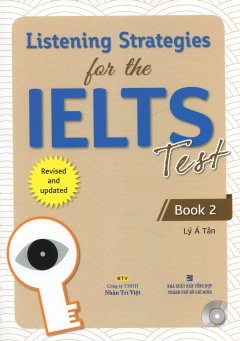 Listening  Strategies For The IELTS Test - Book 2 (Kèm 1 CD)