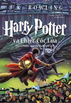 Harry Potter Và Chiếc Cốc Lửa - Tập 4