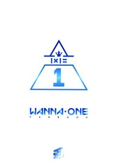 Wanna One Fanbook (Tặng Kèm Poster)