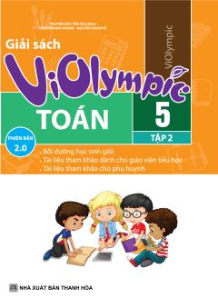 Giải Sách Violympic Toán 5 - Tập 2