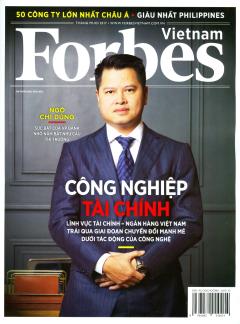 Forbes Việt Nam - Số 53 (Tháng 10/2017)