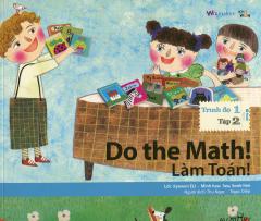 Do The Math! - Làm Toán! (Trình Độ 1 - Tập 2) - Kèm 1 CD