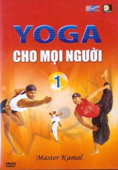 Yoga Cho Mọi Người - Tập 1 (DVD)