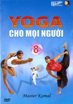 Yoga Cho Mọi Người - Tập 8 (DVD)