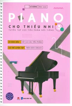 Piano Cho Thiếu Nhi - Tập 3 (Tái Bản 2017) - Tặng Kèm CD