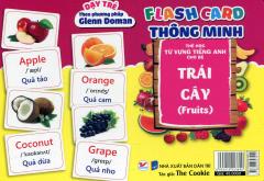 Flash Card Thông Minh - Thẻ Học Từ Vựng Tiếng Anh Cho Bé: Trái Cây