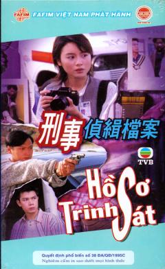Hồ Sơ Trinh Sát - Phim Hồng Kông (Trọn Bộ 20 Tập/ 06 Đĩa DVD)