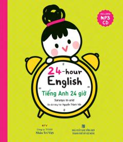 24-hour English - Tiếng Anh 24 Giờ (Kèm 1 CD)