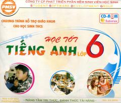 CD - Học Tốt Tiếng Anh Lớp 6