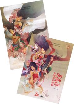 Combo Kim Bình Mai (Bộ 2 Cuốn)
