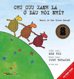 Picture Book Song Ngữ - Chú Cừu Xanh Lá Ở Đâu Rồi Nhỉ?