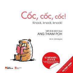 Picture Book Song Ngữ - Cốc, Cốc, Cốc!