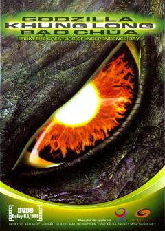 Godzilla Khủng Long Bạo Chúa - Phim Mỹ (DVD9)