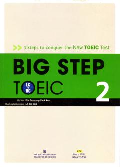 Big Step Toeic 2 (Kèm 1 CD)