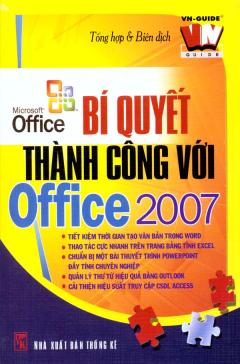 Bí Quyết Thành Công Với Office 2007