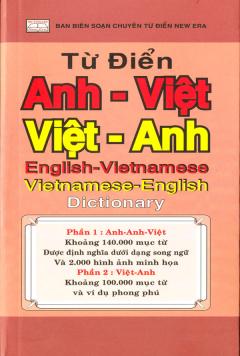 Từ Điển Anh - Việt Việt - Anh