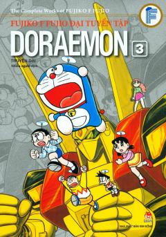 Fujiko F Fujio Đại Tuyển Tập - Doraemon Truyện Dài (Tập 3)