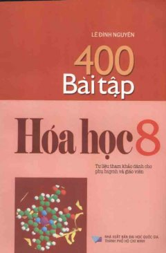 400 Bài tập Hoá học 8