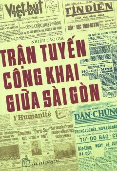 Trận Tuyến Công Khai Giữa Sài Gòn - Tái bản