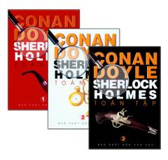Sherlock Holmes Toàn Tập - Trọn Bộ 3 Tập