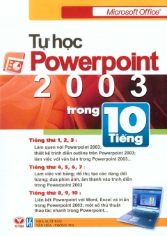 Tự Học Powerpoint 2003 Trong 10 Tiếng