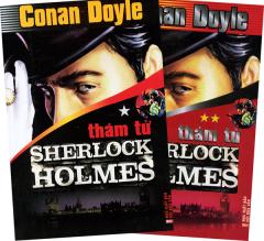 Thám Tử Sherlock Holmes - Trọn Bộ 2 Tập