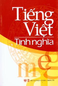 Tiếng Việt Tinh Nghĩa
