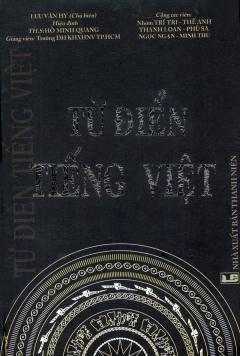 Từ Điển Tiếng Việt - Tái bản 06/09/2009