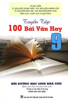 Tuyển Tập 100 Bài Văn Hay 9