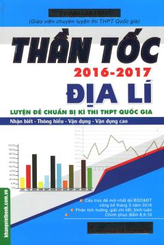 Thần Tốc 2016 - 2017: Địa Lí