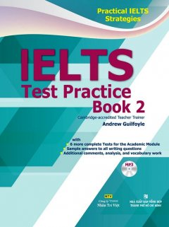 IELTS Test Practice Book 2 (Kèm 1 CD)