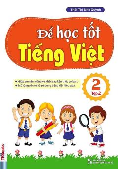 Để Học Tốt Tiếng Việt 2 - Tập 2