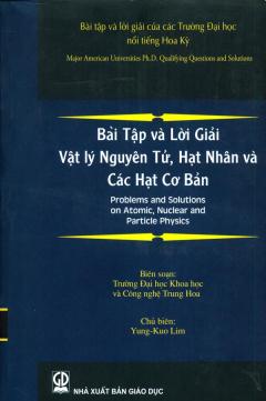 Bài Tập Và Lời Giải Vật Lý Nguyên Tử, Hạt Nhân Và Các Hạt Cơ Bản